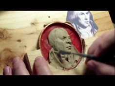 Bozeman Airport Medallions portrait - James Madison's Portrait today - YouTube