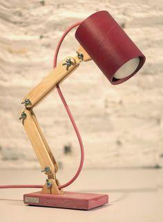 lamps design ,lampada materiale reciclato,cartone legno cemento, realizzata a mano.lamps recyled materials cardboard,concrete,wood,handmade.