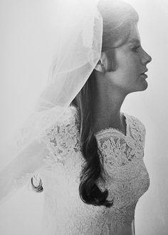 70s wedding pic, beautiful!