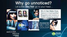 Let a little Bleu Noir go to your head #nutrissebleunoir
