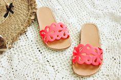 Amber Pico Slippers (2C)