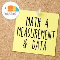 56 best math measurement data 4 md 1 4 md 7 images on