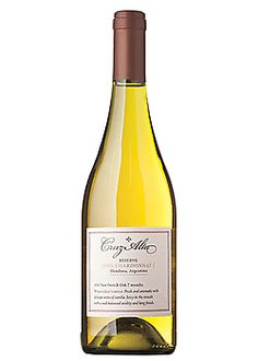 Cruz Alta Chardonnay Reserve $12