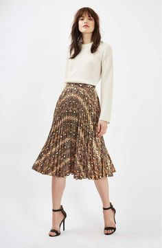This Is the Skirt Trend You'll Be Wearing All Year Long | Brit + Co