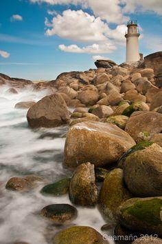 Faro de Muxia, La Coruña, Spain •  by Oscar Caamaño Hernandez