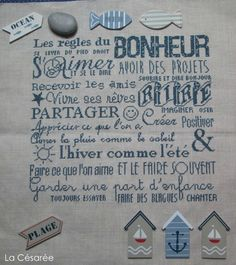 2016-03-30 002 Blackwork, Rue Du Port, Cross Stitch Patterns, Cross Stitches, Messages, Embroidery, Diy, Motifs, Motivation