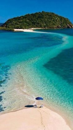 Fiji - never been, but one day will go. I want to walk across to the other island.