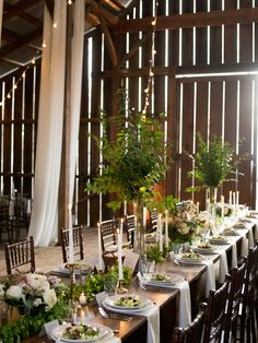 Venue : Cuffeys Cove Ranch | Event Planning & Design : Mallory Joyce | Photography : Lucy Cuneo Photography Read More on SMP: http://www.stylemepretty.com/2016/03/07/intimate-coastal-california-wedding-in-autumn/