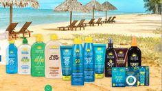 Ocean Potion: Reef-Friendly #travel Sunscreen
