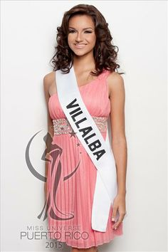 Miss Universe VILLALBA, Juleimy Rentas. #MissUniversePuertoRico2015 #MUPR2015 #MissVillalba #JuleimyRentas