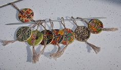 paindepice's Stitch markers