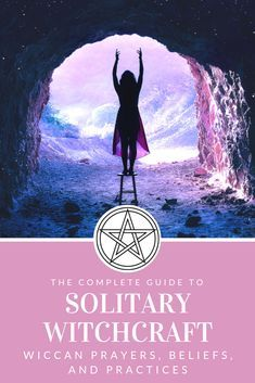 A solitary witch is someone who practices the craft without the aid of a coven. Are you ready to experience … Magick Book, Wicca Witchcraft, Witch Powers, Wiccan Magic, Witchcraft For Beginners, Modern Witch, Mystique, Witch Aesthetic, Witch Spell