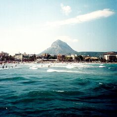 The town of Javea is located in the Spanish region of Alicante on the Costa Blanca.