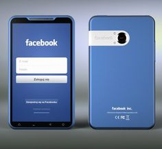 Is This What the Facebook Phone Could Look Like? [PICS] http://on.mash.to/JX4C42