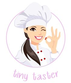 Female Chef Clipart 4 - 236 X 274 Cake Logo Design, Food Logo Design, Food Packaging Design, Logo Food, Logo Chef, Cartoon Chef, Kitchen Logo, Bakery Business Cards, Happy October