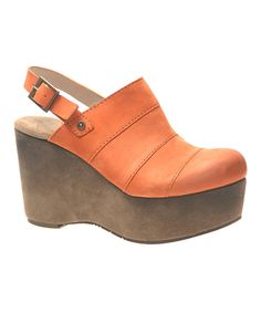 Take a look at this OTBT Mandarin Stockton Clog on zulily today!