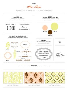 MaeMae Paperie wedding stationery! Had a hard time picking one to pin!