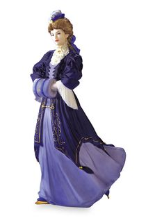 History porcelain Figurines