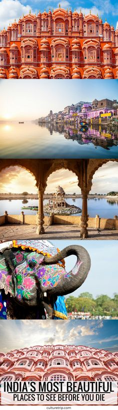 10 Breathtaking Sites In India You Must See Before You Die Incredible India Places To Travel, Places To See, Travel Destinations, Taj Mahal, Kerala, Places Around The World, Around The Worlds, India Travel, India Trip