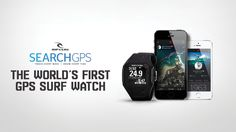 Search GPS by Rip Curl - The World's First Surf GPS Watch