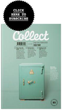 Collect Magazine   http://collectmag.com.au