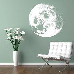 Лунный мотив в интерьере