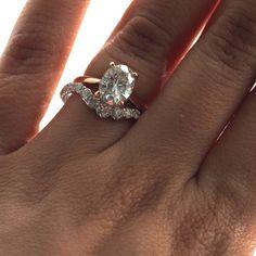 designsbykamni_2.JPG, oval cut diamond, wedding band, engaged, engagement ring, ring, dream ring, fine jewelry, wedding, i do