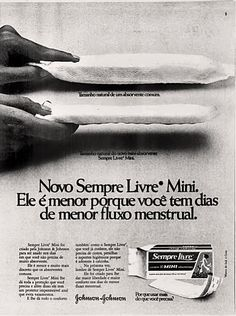 Anúncio Sempre Livre - 1976