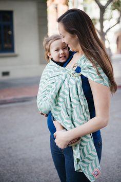 15 Best Tula Ring Slings Images Baby Slings Baby Wearing Babywearing