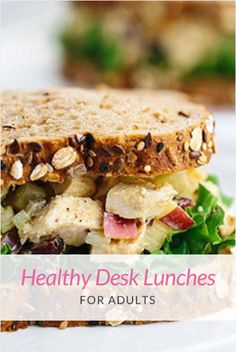 We get it, sometimes heading out for that quick burrito or sandwich is easier than brown bagging it, but packing a lunch from home is friendly to both your wallet and your waistline. Take a look at a few of our favorite desk lunch recipes from the feedfeed community—these meals will survive the commute and keep you satisfied. Healthy Desk Lunches for Adults http://www.active.com/food-and-nutrition/articles/healthy-desk-lunches-for-adults?cmp=17N-PB33-S14-T1-D5--1106