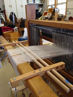 After ten and a half months, I finally took this scarf off my Leclerc Artisat loom and finished it just in time for our weaving guild chal. Home Made Table Saw, Best Table Saw, Table Saw Stand, Scroll Pattern, Scroll Saw Patterns, Table Saw Station, Daisy Hill, Craftsman Table Saw, Weaving Tools