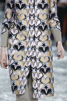 Mary Katrantzou Fall 2016 Ready-to-Wear Fashion Show Details