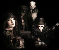Gothic Antiques & Jewelry | Vintage Victorian & Occult Decor