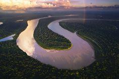 Madre de Dios river, Bolivia & Peru