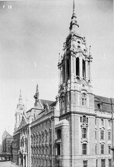 Berlin, Amtsgericht I / Landgericht I (demolished). Photo from www.deutsche-digitale-bibliothek.de