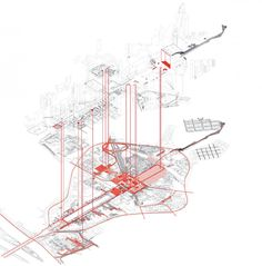Paris' CBD La Défense Strategic Masterplan | Masterplan/Strategic Plan | Projects | AWP