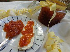 Μαρμελάδα ροδάκινο πολύ εύκολη !! ~ ΜΑΓΕΙΡΙΚΗ ΚΑΙ ΣΥΝΤΑΓΕΣ Greek Desserts, Greek Recipes, Marmalade, Waffles, Main Dishes, Sweet Tooth, Deserts, Cooking Recipes, Breakfast