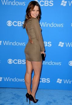 Sophia Bush - Olcay Gulsen Dress