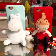 moomin little my iphone case cover plush