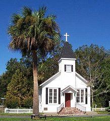 First Bank Catholic Church in St Marys, Georgia | by snow41