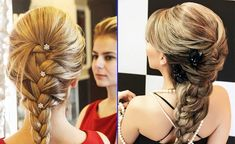 Braid with decoration and high volume braid, pinned from http://www.morefashionable.com/wedding-hairstyles-for-women-as-formal-hair-ideas-by-hairdresser/