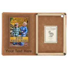 DODO Photo iPad AIR Photo Case Cover For iPad Air.  iPhone, iPad, Laptop Cases for PC and MAC Cases with YOUR PHOTOS and or TEXT.  Not only protect your devices but show off YOUR PHOTOS and TEXT http://www.zazzle.com/littlelindapinda/gifts?cg=196221416973479736&rf=238147997806552929*/   ALL of Little Linda Pinda Designs CLICK HERE: http://www.Zazzle.com/LittleLindaPinda*/