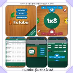 Try this great app, Futaba, to engage up to four students on a single iPad. Customize the content to match your standards and curriculum or use their pre-made game sets. You and your students will love it!