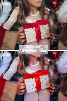 Get these amazing Christmas Luts to color grade your videos and photos. Make festive cozy look for your video content in just second! #christmasluts #christmaspresets #christmasfilters Video Editing, Photo Editing, Font Digital, Invitation Fonts, Wedding Presets, Professional Lightroom Presets, Instagram Templates, Color Grading, Social Media Branding