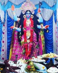 Kali Goddess, Durga Maa
