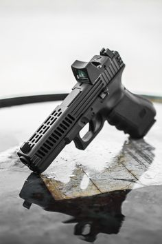 Glock OEM Custom Machined Slide by Lone Wolf