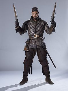The Musketeers - Promotionals from Series I: Porthos