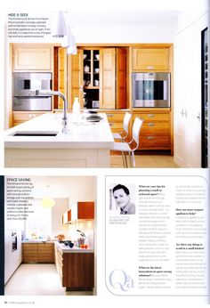 A Q&A with Richard Moore design director at Martin Moore. http://www.martinmoore.com/ Essential Kitchen Bathroom Bedroom February 2016