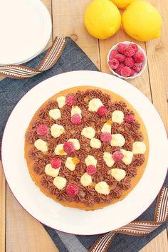 Tart Chocolate Lemon Raspberry style Fantastik 5 #