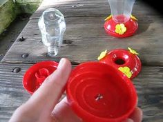Caution You May Be Killing Hummingbirds By Using The Wrong Type Of Feeder - YouTube Hummingbird Migration, How To Attract Birds, Humming Bird Feeders, Bird Toys, Edible Garden, Beautiful Birds, Hummingbirds, Make It Yourself, Type